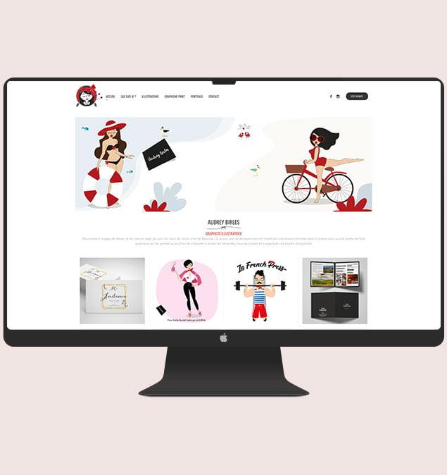 site-internet-audrey