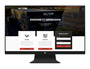 soicom site internet