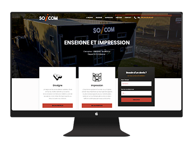 soicom site internet